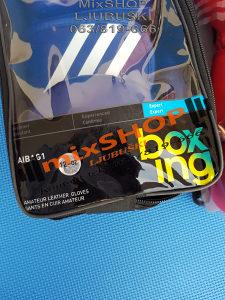 BOX ADIDAS AIBA 12 oz Plave RUKAVICE BOKSERSKE Boks