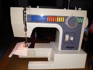 Mašina za sivenje sivaca Nechi