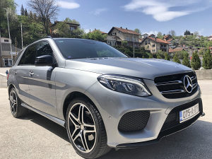 Mercedes-Benz GLE 350 AMG 4 MATIC