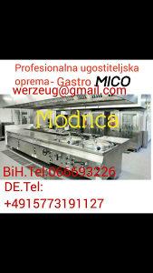 Oprema za profesionalne kuhinje.UGOSTITELJSKA OPREMA