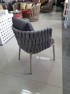 Fotelja vanjska 023