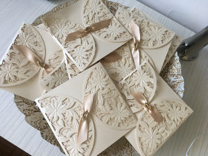 Pozivnice za vjencanje(omotnice ukrasne)