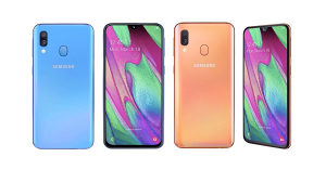 Mobitel Samsung Galaxy A40