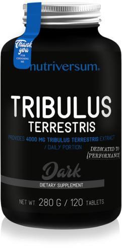 Nutriversum Tribulus 120 tab (2000 mg/1tab)