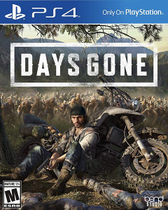DAYS GONE PS4. DIGITALNA IGRA. NA STANJU