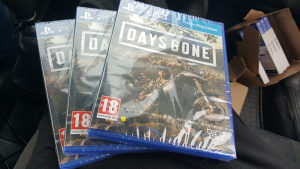 Days Gone (PS4 / Playstation 4) Day