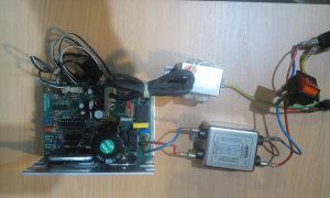 Elektronika trake za trcanje