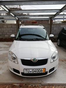 Škoda Fabia 1.9tdi 2009g uvoz njemacka sve do registrac