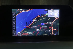 BMW Mape Za Navigaciju BUSINESS 2019 E46 E39 E60 X5 X6