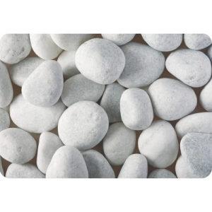 Kamen bijeli oblutak
