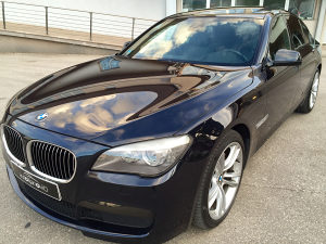 BMW 740 XD M PAKET MOD 2013 FULL