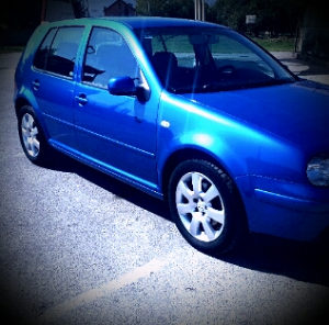 Golf IV 4 GTI TDI
