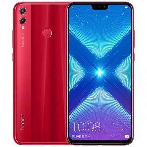 "Huawei Honor 8X 4GB/64GB 6,5"" RED"