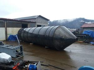 Silos za cement 120 tona