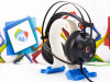 Gaming slušalice Rampage FORTE-Y LED