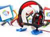 Gaming slušalice Rampage RIVIA G40 LED