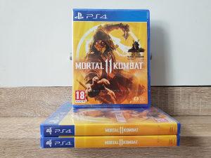 Mortal Kombat 11 PS4 (Xbox One)
