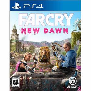 Far Cry FarCry NEW DAWN PS4 / igra PlayStation 4