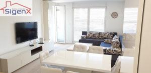 SIGENX izdaje: NOVOGRADNJA-Centar/ trosoban + garaža
