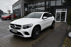 Mercedes Benz GLC 250 d 4 Matic Coupe