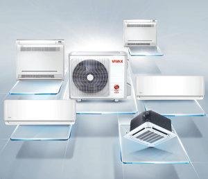 Vivax DUAL, TRIAL klima INVERTER, multisplit sistem