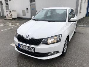 Škoda Fabia 75hp 2015. klima Euro 6