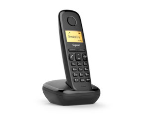 Telefon Gigaset A170 boja crna