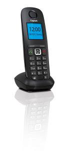 Telefon Gigaset A540 IP bežični, boja crna
