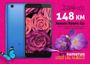Xiaomi Redmi Go |1GB+8GB |8 mpx |Dual SIM|3000mAh