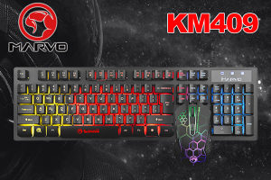 MARVO  GAMING COMBO  KM409