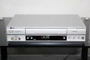 VHS LG LV 4981  VIDEO RECORDER