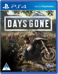 Days Gone (Playstation 4 - PS4)