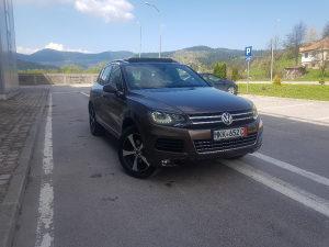 Volkswagen Touareg 4motion uvoz Njemacka