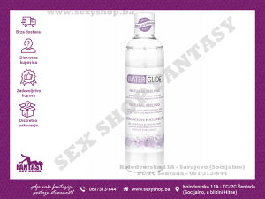"""Lubrikant """"WaterGlide Natural"""" 300ml 
