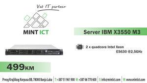 Server IBM X3550 M3