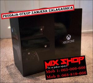 XBOX ONE 2TB CRNI *NOVO**GARANCIJA* 2 TB X BOX