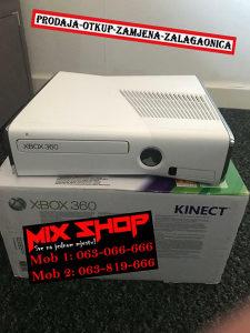 XBOX 360 320GB BIJELI *TOP**KAO NOV* 320 GB X BOX