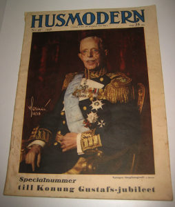 Stare novine HUSMODERN 1938 godina