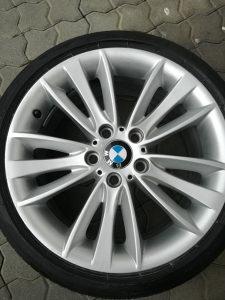 BMW ALU FELGE FELUGE 18'' 5X120 NOVE GUME
