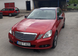 Mercedes-Benz E 200 W212