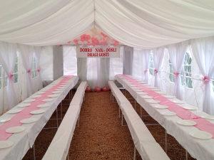Sator, satori, svecani svadbeni visoki stolovi svadbe