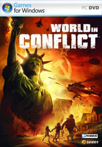 World in Conflict PC DVD