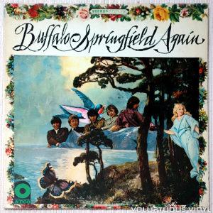 Buffalo Springfield LP / Gramofonska ploča Novo