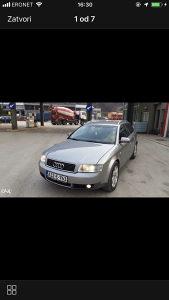Audi A4 1.9 tdi 2005 Moguća zamjena
