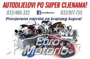 Autodijelovi EuroMotorio