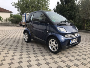 Smart ForTwo 0.7 benzin 2003g Panorama For Two