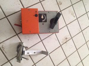 Automat za zatvaranje ventila