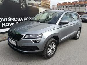 ŠKODA KAROQ 2.0 TDI 4x4