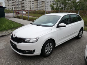 ŠKODA RAPID 1.0 TSI SPACEBACK