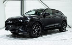 Audi Q8 50 TDI QUATTRO S-Line Black optic